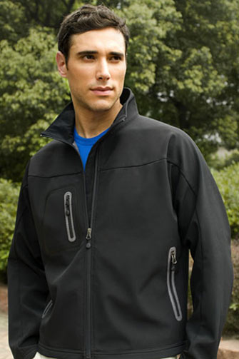 Cutter and Buck Soft Shell Aero Bonded Jacket