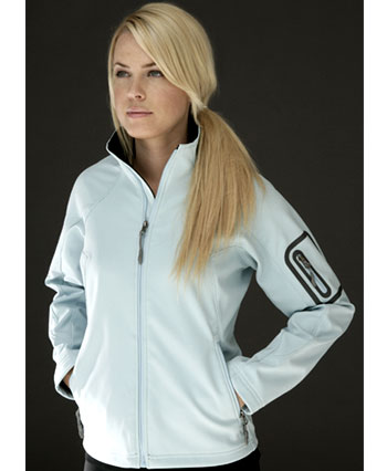 Soft Shell Aero Women's Bonded Jacket