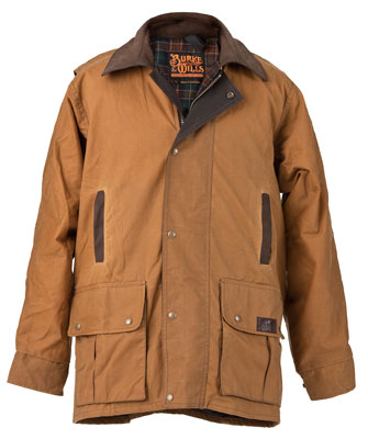 Burke & Wills Darwin Oilskin Jacket