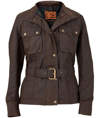 Burke & Wills Women's Territory Jacket
