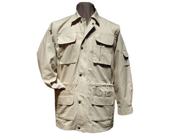 Walkabout Big & Tall Safari Photographer Jacket
