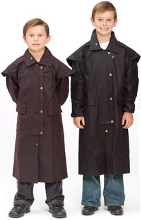 Walkabout Kids Youth Oil Riding Coat