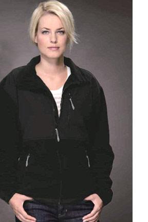 Walkabout Ladies Triathlon Performance Fleece Jacket w Nylon