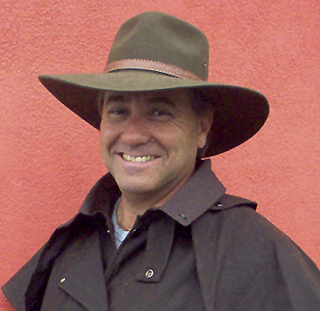 The Akubra Territory- Australian County Hat with Maximum Sun Protection - the largest brim available