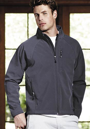 Cutter and Buck Mens Matrix Softshell Performance Jacket