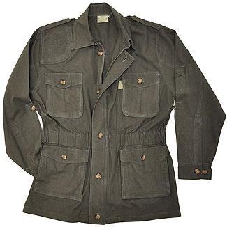 PRO SAFARI Shooter Jacket - Hunting Jacket