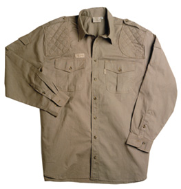 Men's PRO SAFARI - Padded Safari Shirt