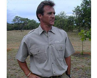 Men's PRO SAFARI - Safari Shirt Short Sleeve