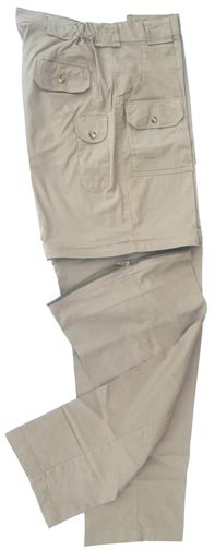 Men's PRO SAFARI - Safari Zip Off Pants