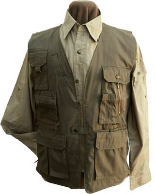 Men's Walkabout Safari and Photographer Vest