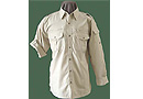Walkabout USA - Long Sleeve Safari Shirt