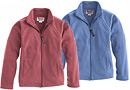 Walkabout Microfleece Ladies' Fitted Fleece Jacket