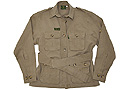Ladies PRO SAFARI Jacket - Classic Belted Cotton