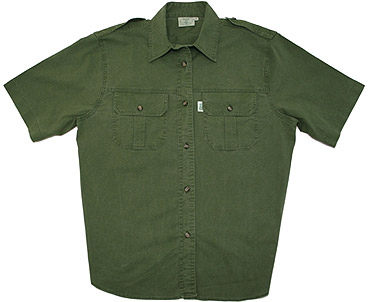 Professional Safari - WOMENS Safari Top - SHORT SLEEVE Travel Shirt