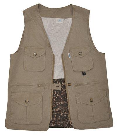 PRO SAFARI: Safari Vest - Hunting Vest